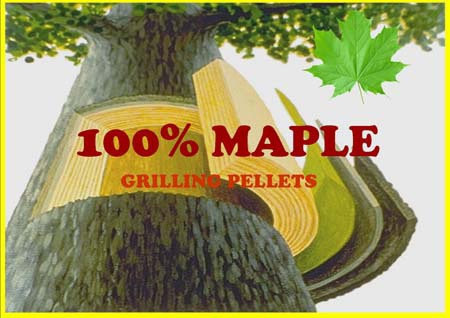 Lumberjack 100% Maple