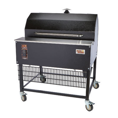 Smokin' Brothers Premier Plus 36 Pellet Grill $1,799 CONTACT US TO PURCHASE