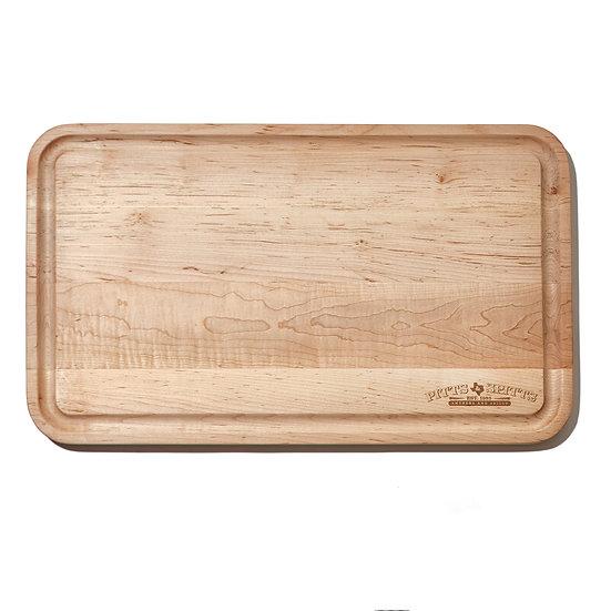 Custom Made Oak Cutting Board