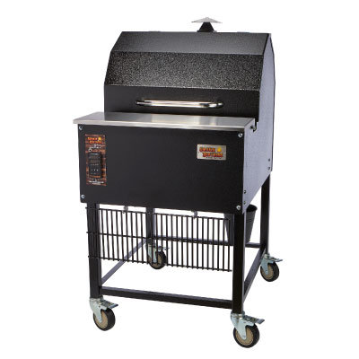 Smokin' Brothers Premier Plus 24 Pellet Grill $1,299 CONTACT US TO PURCHASE
