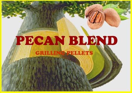 Lumber Jack Pecan Blend Grilling Pellets