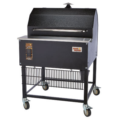 Smokin' Brothers Premier Plus 30 Pellet Grill $1,499 CONTACT US TO PURCHASE