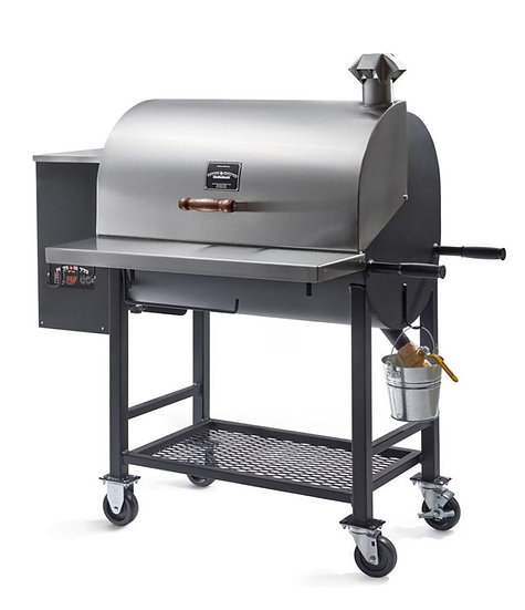 ** Pitts & Spitts Maverick 850 Pellet Grill $1749.99 ** CONTACT US TO PURCHASE