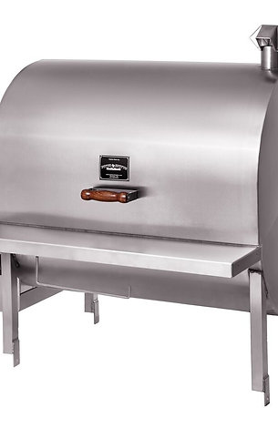 ** Stainless Steel Maverick 2000 Pellet Grill $4,999 ** CONTACT US TO PURCHASE