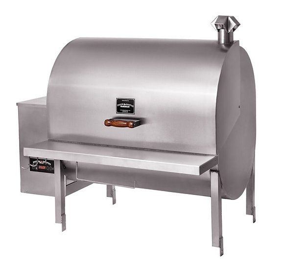 ** Stainless Steel Maverick 2000 Pellet Grill $4999.99 ** CONTACT US TO PURCHASE