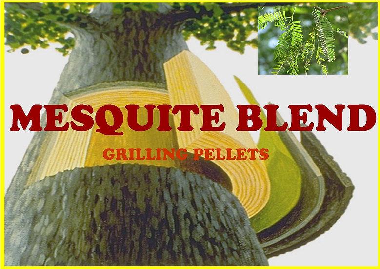 Lumber Jack Mesquite Blend Grilling Pellets