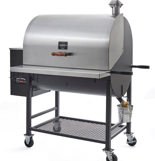 ** Pitts & Spitts Maverick 2000 Pellet Grill $2999.99 ** CONTACT US TO PURCHASE