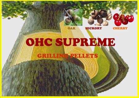 Lumber Jack Supreme Blend Grilling Pellets