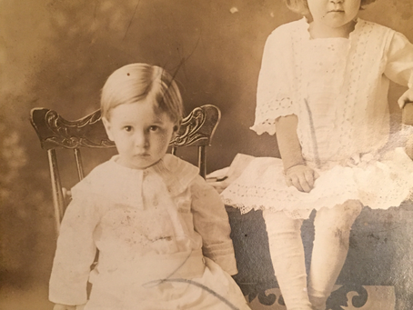 Great uncle among those in my family tree with birthdays week of Oct. 5