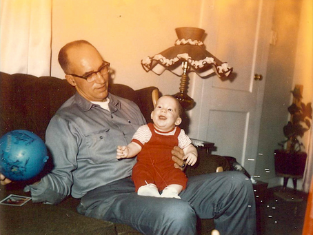 This week's family-tree birthdays include my Papaw, a man with many tricks up his sleeves — and