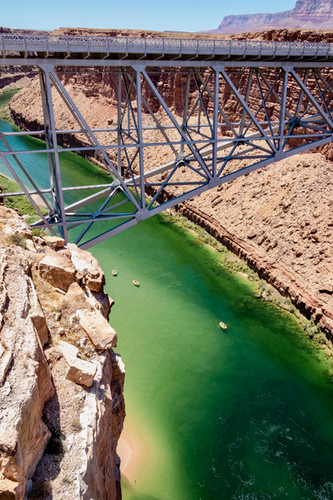 Navajo Canyon Bridge