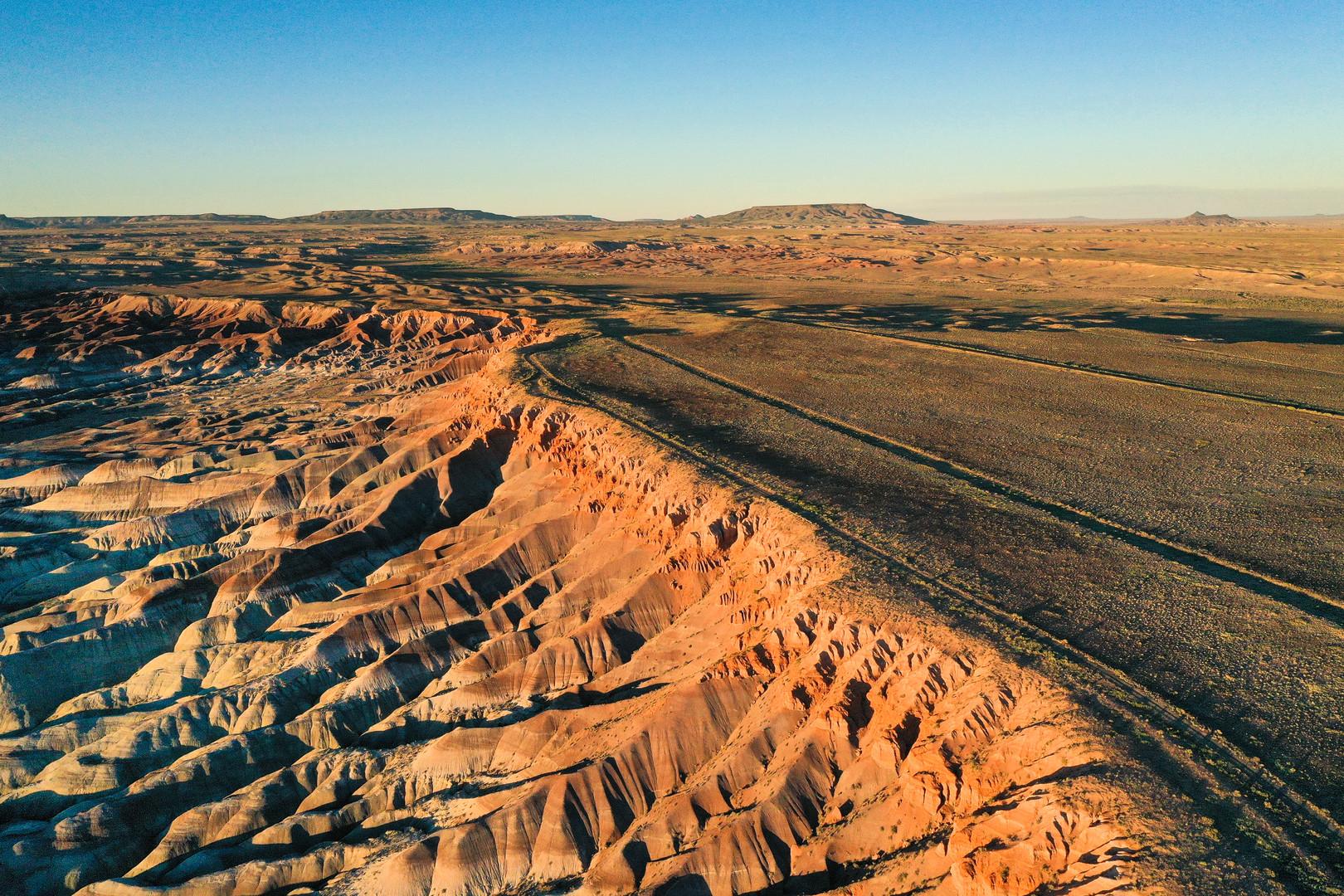 The Little Painted Desert