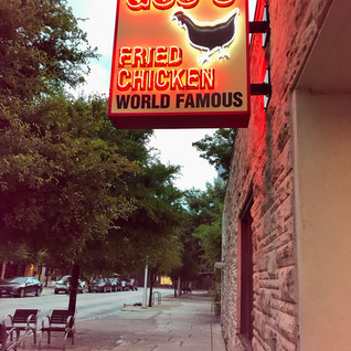 Gus's World Famous Fried Chicken; Austin, TX