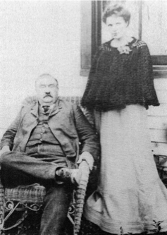 Family-tree birthdays this week: (Much) younger second wife of noted country doctor