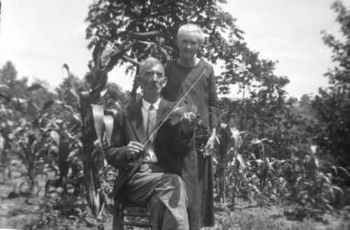 Day and his wife