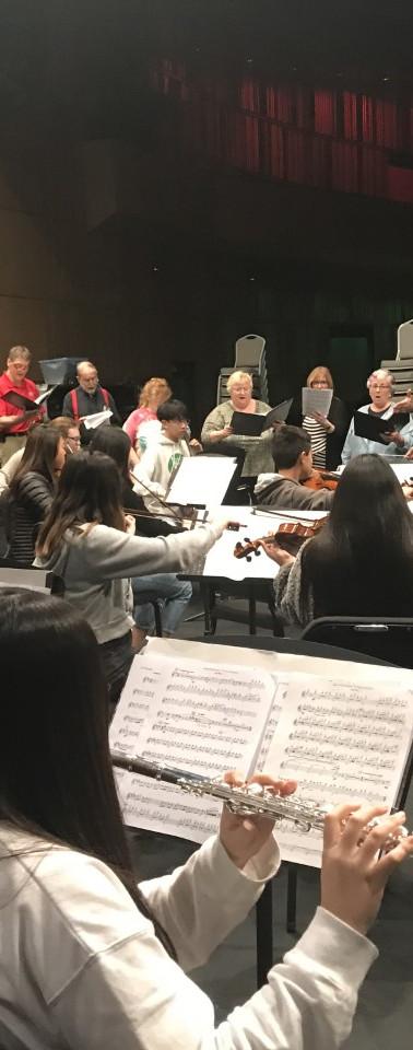 FWSO rehearsal 2019