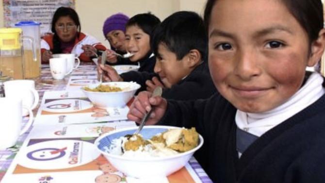 Una Alimentación Segura, el Futuro del Perú