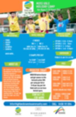 Copia de Copia de Junior School Flyer Te