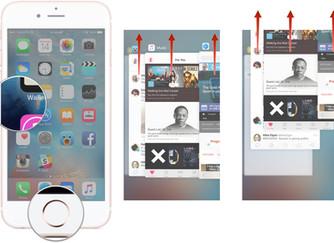Tancar les apps d'iOS per complet NO estalvia bateria