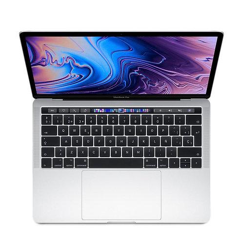 "MacBook Pro Retina 13"" amb Touch Bar, i5, 8 GB, 512 GB, Plata."