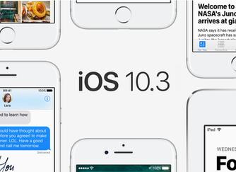 iOS 10.3 està alliberant molt espai: fins a 7,8 GB segons alguns afortunats