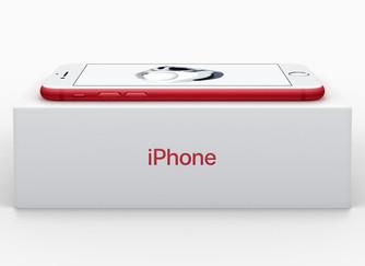 L'iPhone 7 (RED) ja és oficial: el primer iPhone a col·laborar en la lluita contra el VIH