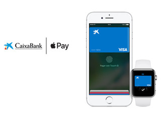 CaixaBank llançarà Apple Pay abans de finals de 2017
