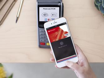 Com activar i utilitzar Apple Pay amb el teu iPhone, Apple Watch i Mac