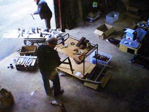 Dans les coulisses du Musée : l'atelier de restauration des outils anciens