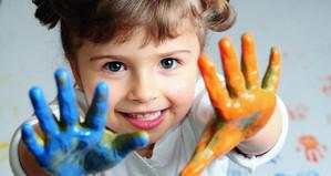 L'enfance de l'Art : méthodes et cours de peinture pour enfants