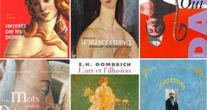 Bienvenue à Peinture-Les-Bains : sélection de livres d'art pour un été culturel riche en découvertes