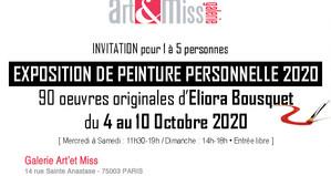 Exposition personnelle 2020