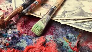 Peindre et exposer, combien ça coûte ?