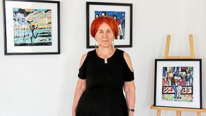Peindre des émaux sur terre de grès : interview d'Ingrid d'Ohayon, Peintre-Céramiste Professionnelle