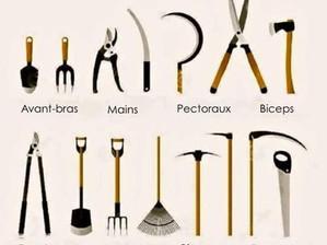 Des outils... bons pour la santé :-)