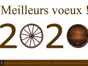 2020 démarre sur les chapeaux de roues...