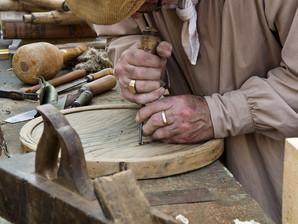 Toute la magie du bois sculpté