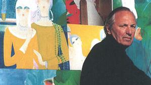 Entre couture et peinture : Louis Féraud