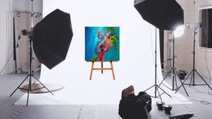 Valoriser son travail d'artiste grâce à de belles photos
