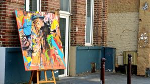 """Comment assurer ses expositions de peinture temporaires """"hors-les-murs"""" ?"""