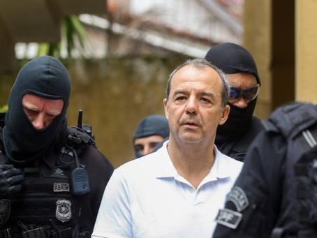 Cabral, irmão e ex-mulher são condenados por Bretas