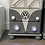 Thumbnail: VW bedside cabinets in grey