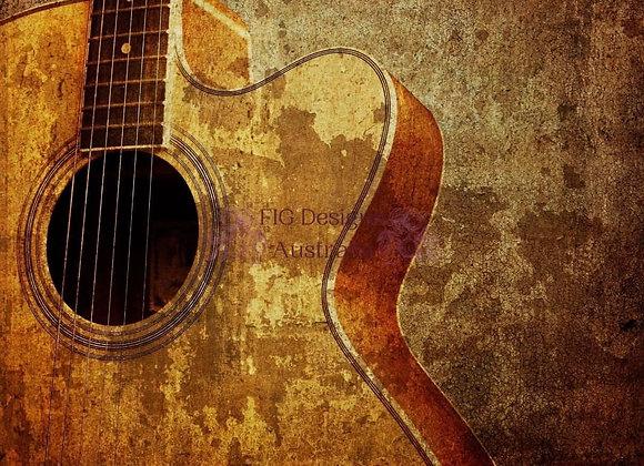 A Guitar named Trigger