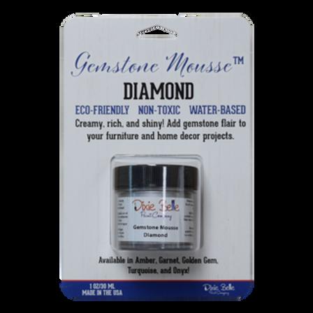 Gemstone Mousse- Diamond