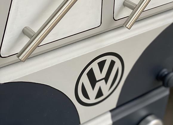 VW bedside cabinet
