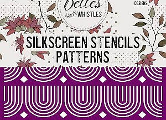 Patterns - Silkscreen Stencil