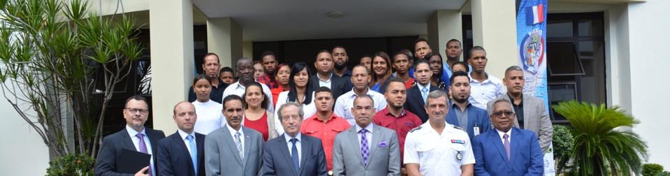 participantes al taller y expertos franc