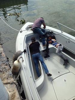geoloc bateau