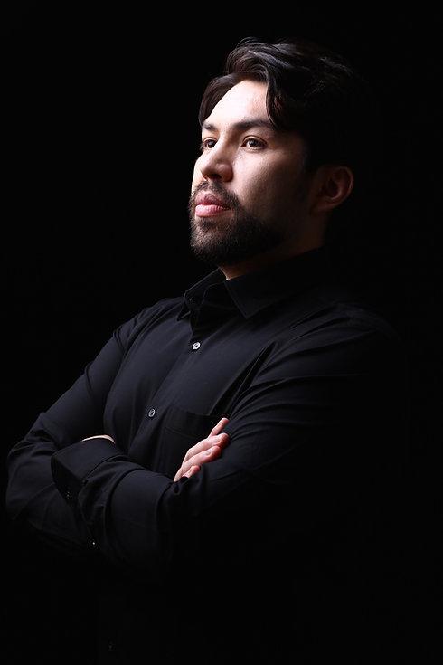 指揮者 Ricardo Arzate González orchestra conductor