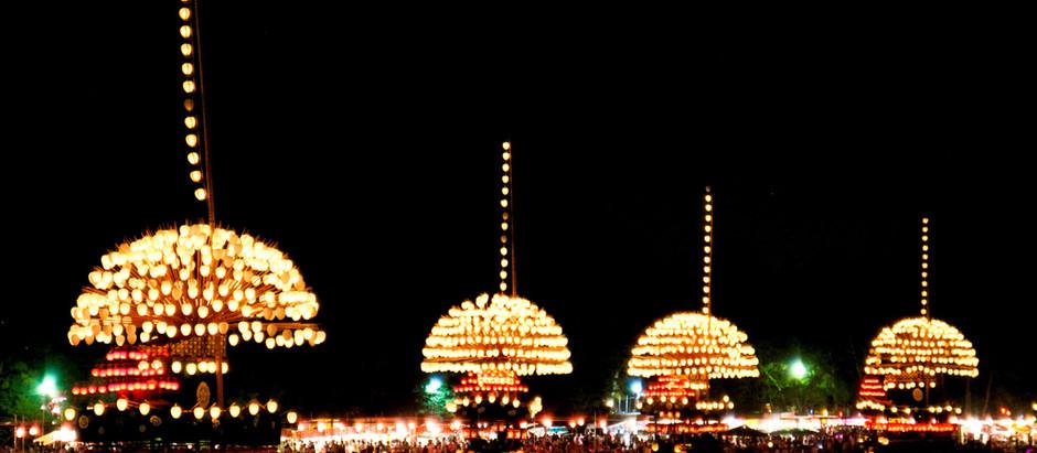 【愛知】須佐之男神命の四魂を祀る全国3000近くの天王総本社「津島神社」。